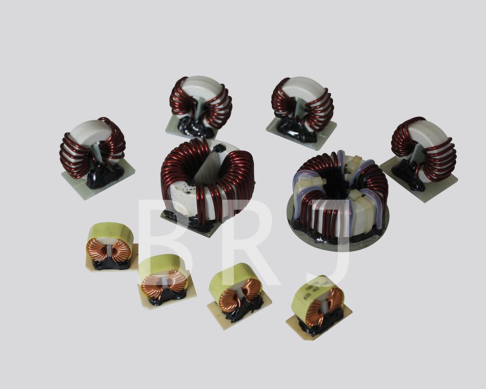 纳米晶共模电感铁芯