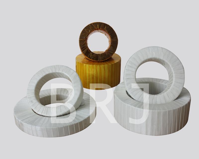 纳米晶高频大功率变压器铁芯无护壳